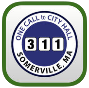 Somerville 311 App: One Call to City Hall