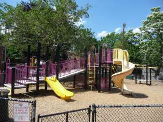 Playground at Winter Hill Schoolyard