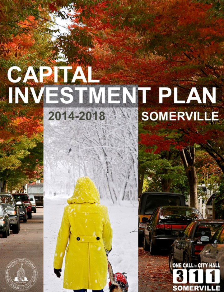 Preview of Capital Investment Plan PDF