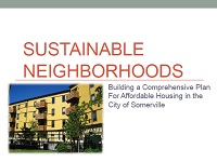 PDF preview links to a download of Mayor Curtatone's Sustainable Neighborhoods Presentation