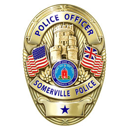 Somerville Police Department badge