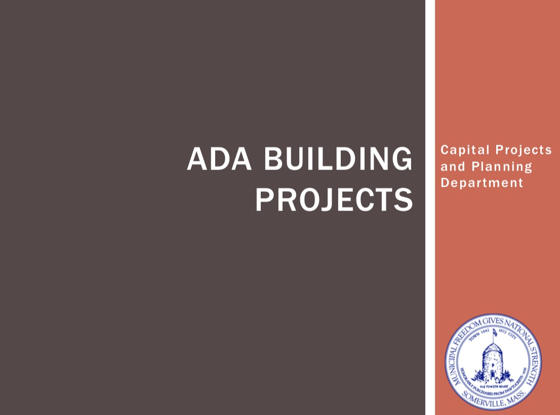 ADA Building Projects