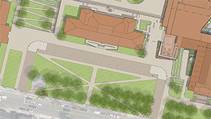 Central Hill Campus plan rendering