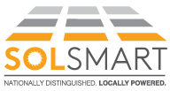 SolSmart Gold Award: Nationally Distinguished, Locally Powered