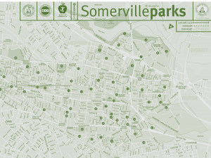 Somerville parks map PDF
