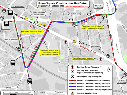 Union Square Infrastructure | City of Somerville