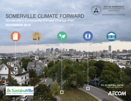 Somerville Climate Forward plan PDF