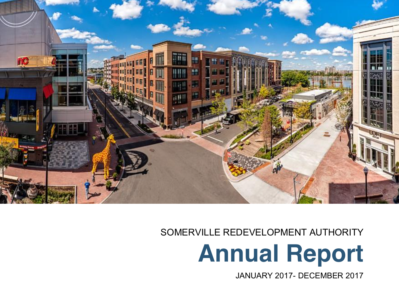 PDF preview links to 2017 SRA report