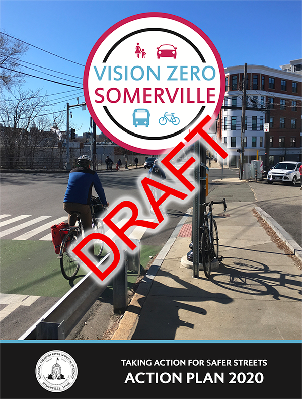 Vision Zero Action Plan Draft